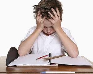 Sfaturi pentru realizarea temelor pentru a doua zi