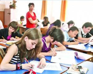 Materiile la care elevii de la gimnaziu vor sustine teze in anul scolar 2013 - 2014