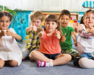 Proiect: tichete sociale pentru toti copiii de gradinita, indiferent de varsta