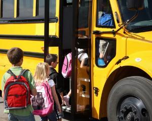 Primariile au primit dreptul a angaja soferi pentru microbuzele scolare