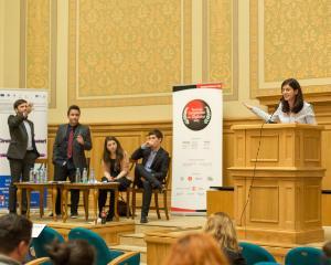 Finala Turneului Campionilor in Dezbateri 2015: cei mai buni debateri romani au discutat despre Educatie