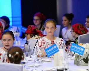 """Situatia copiiilor din Romania, prezentata la Gala UNICEF: """"Ar trebui sa fie o prioritate"""""""