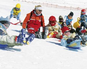 Vineri incepe vacanta de iarna pentru toti elevii si prescolarii din tara