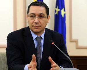 Ponta: Modificarile la Legea educatiei sunt bune. Pricopie: Tinerii trebuie ajutati pentru bacalaureat