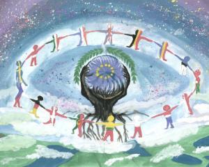 Cum au sarbatorit elevii romani Ziua Europei