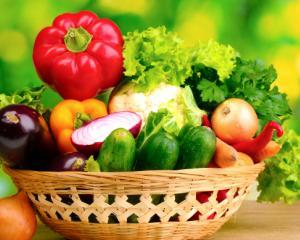 cos legume pentru copii