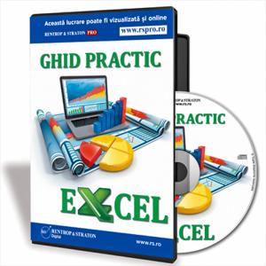 Ghid Excel - lucreaza eficient fara a urma cursuri